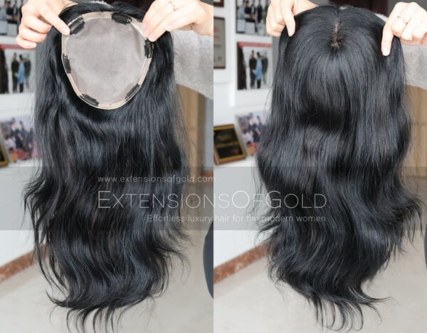 Human Hair Toppers C122104